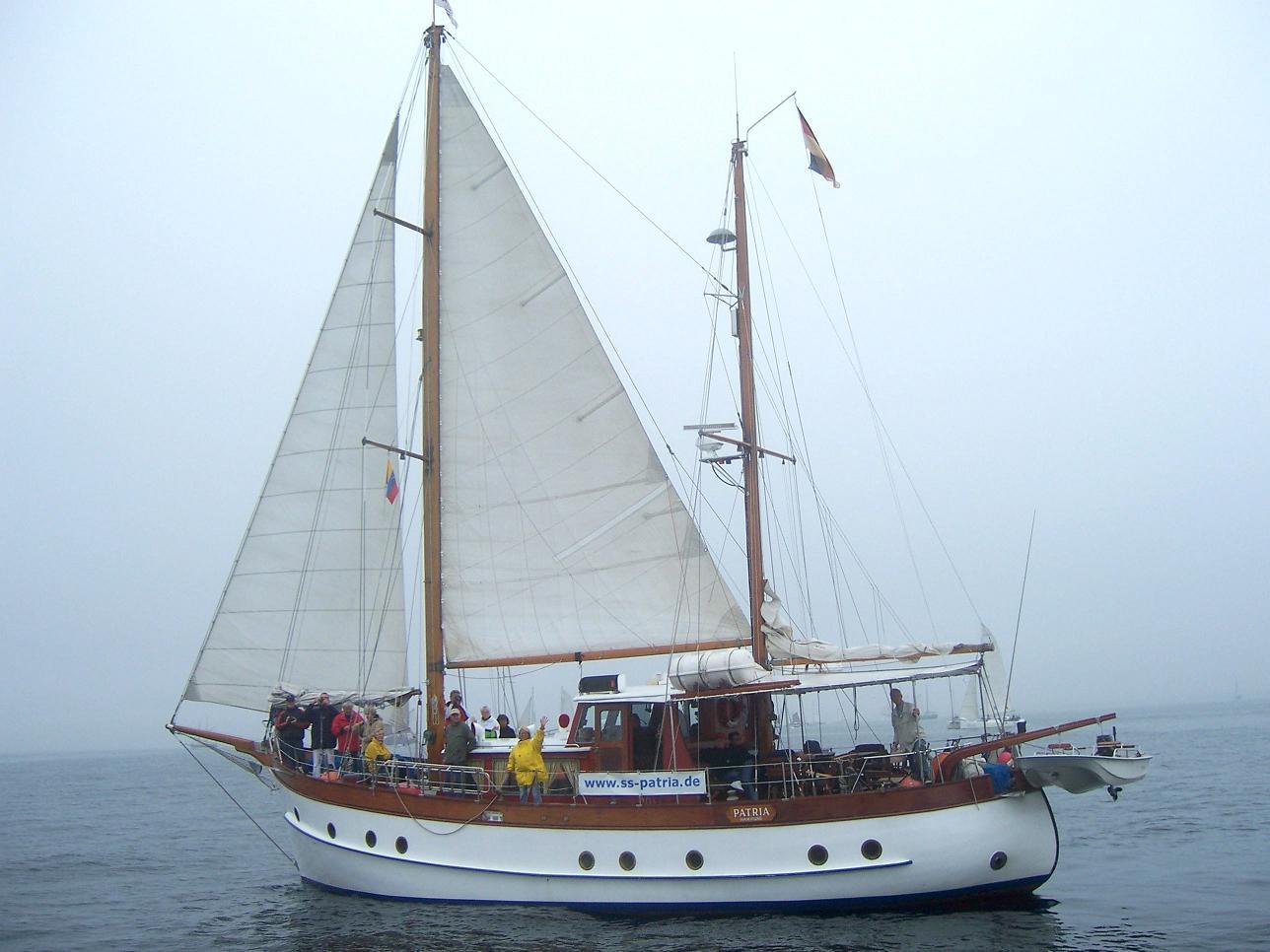 Weselmann Classic Cutter Ketch Yachting Espa 241 A