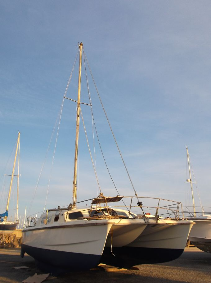 Prout Snowgoose 35 Yachting Espa 241 A