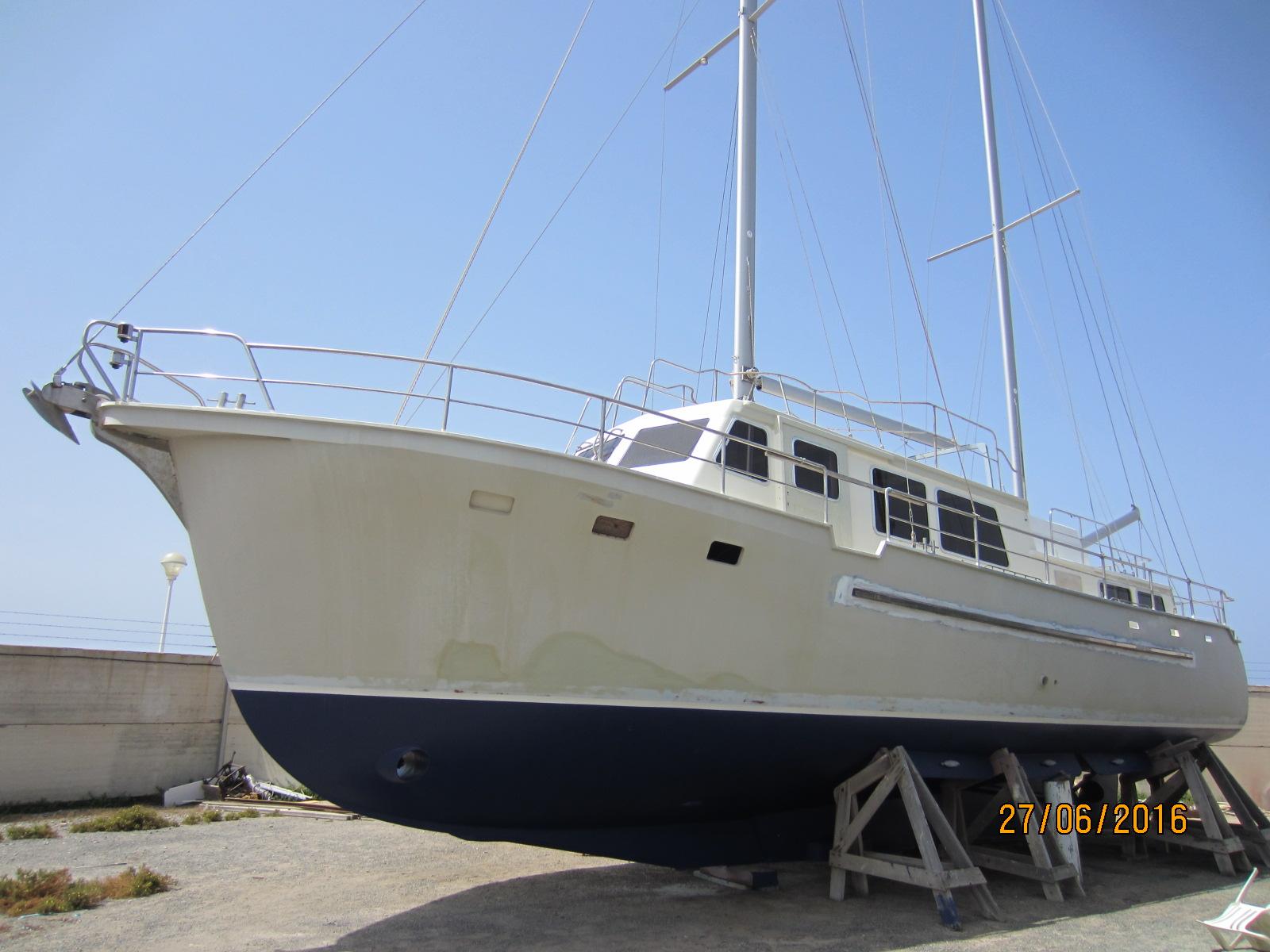 Steel Motor Sailer Yacht - impremedia.net