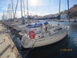 link to Beneteau First 285