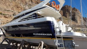 link to Sunseeker Caribbean 52